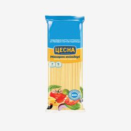 Спагетти Цесна Голд 400 г
