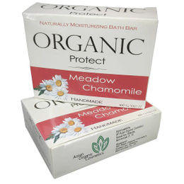 Мыло кусковое Organic protect meadow chamomile ромашка 100 г