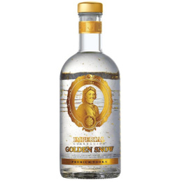 Водка Imperial Collection Golden Snow 40% 0,7 л Россия