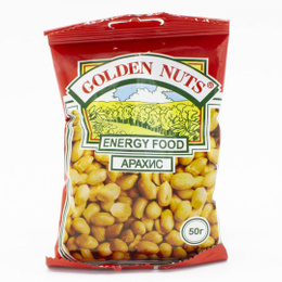 Арахис Golden Nuts 50 г