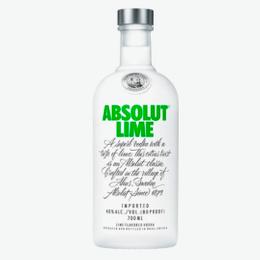Водка Absolut Lime 40% 0.7 л Швеция